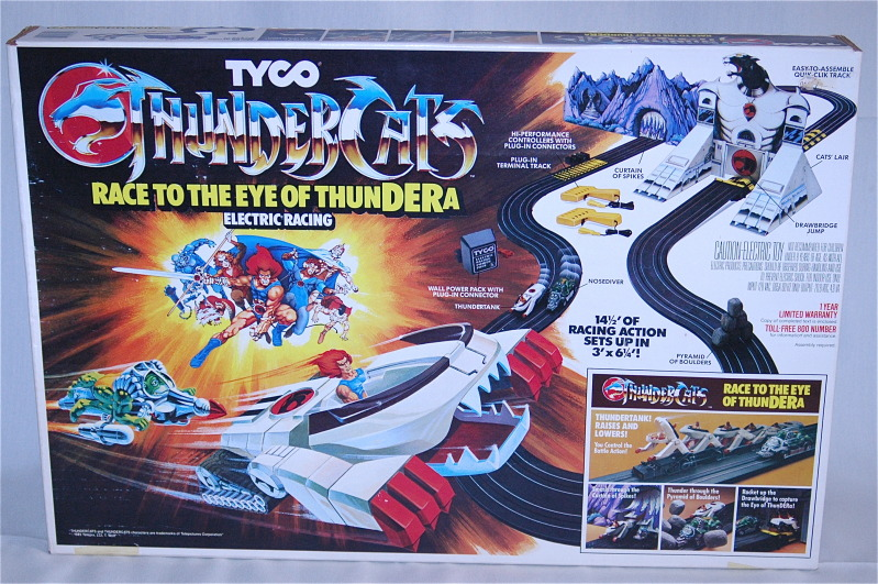 Thundercats-Race-Set