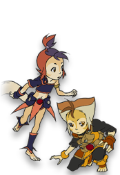 Wilykit Thundercats on Crafty And Resourceful Wilykat And Wilykit Are Two Young Orphans
