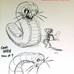 Thundercats Original Concept Art 030