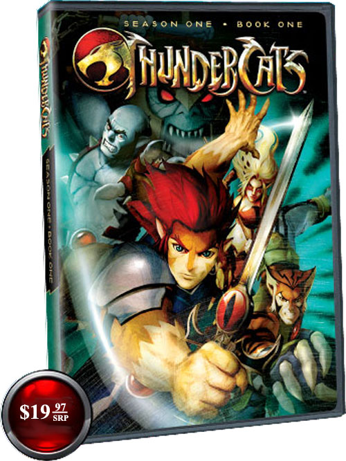Thundercats (2011) - Season 1