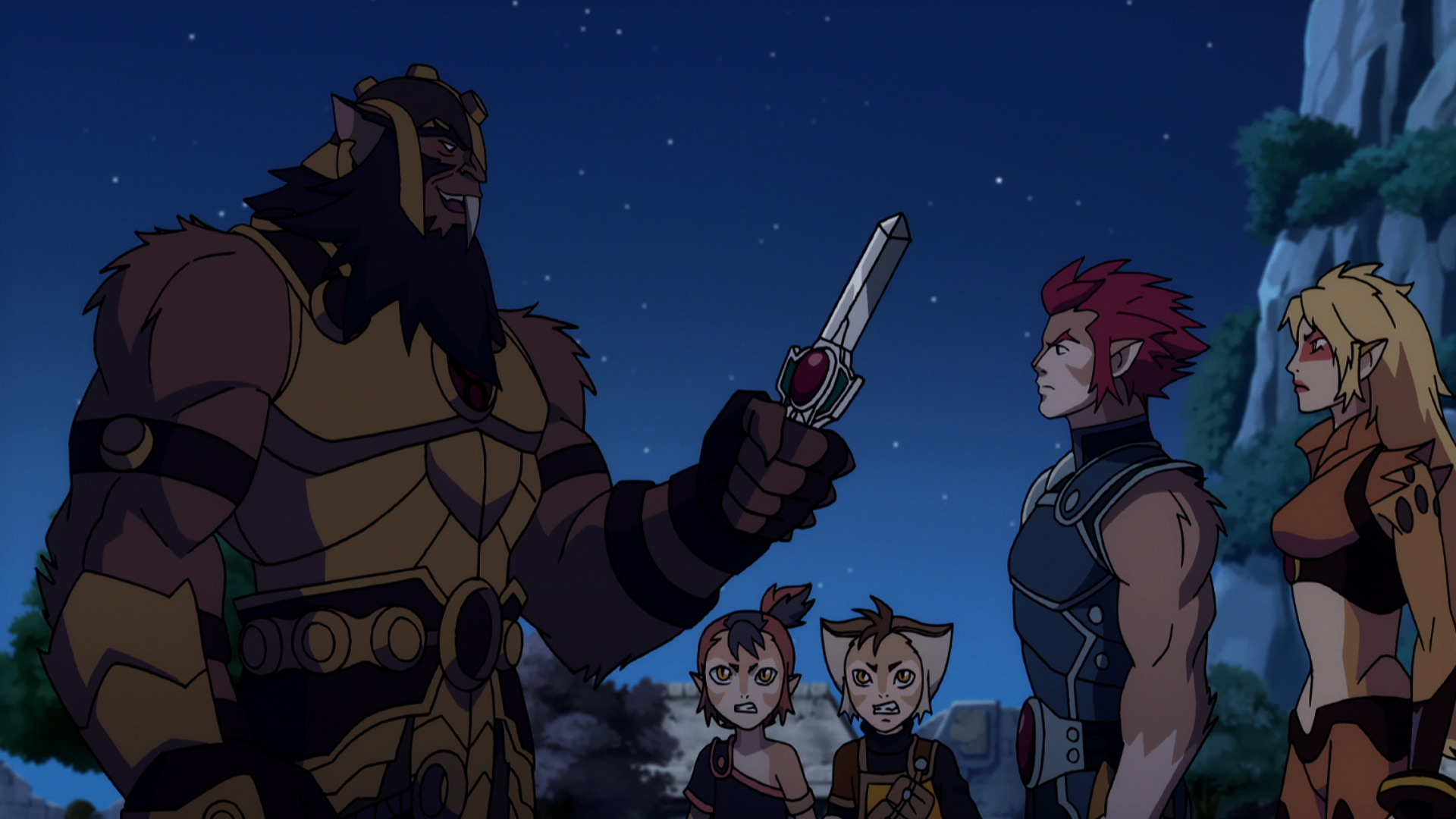 Pin Episode 12 Review Thundercats Into The Astral Plane On