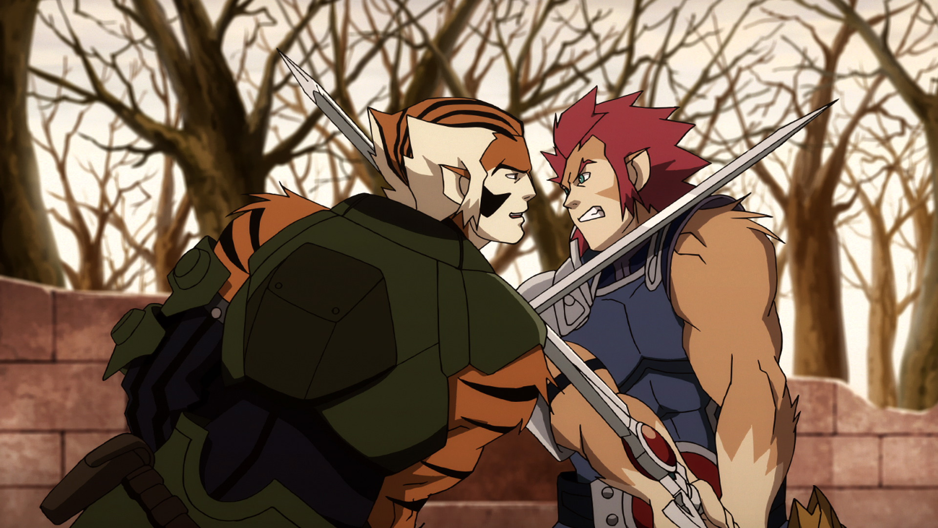 Thundercats Episode 13: Between Brothers Review ...