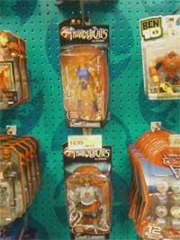 Thundercat Classics on Inch Thundercats Classics Released Thundercats 6 Inch Classics