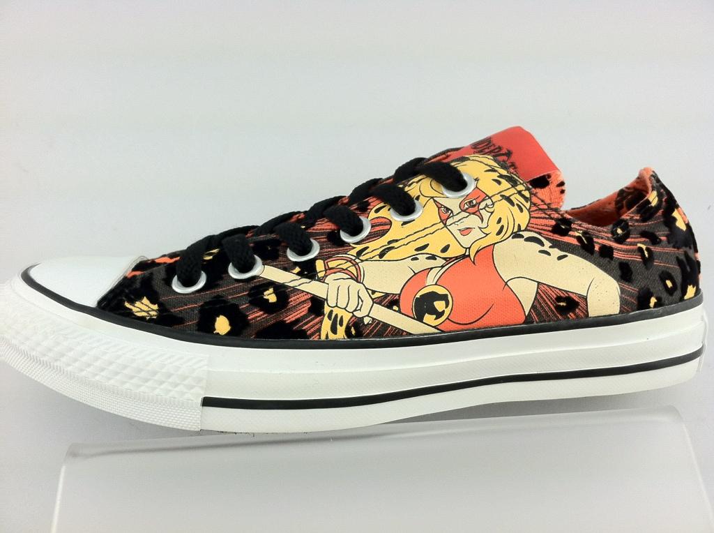 Thundercats Converse Womens Shoes 1
