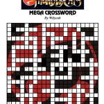Thundercats Crossword Page 1