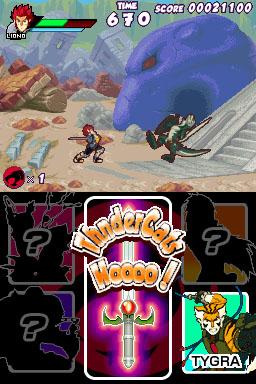 Thundercats Video Game on Thundercats Nintendo Ds 4 Nintendo Ds Thundercats Video Game