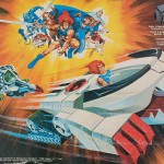 Thundercats Slot Car Racer
