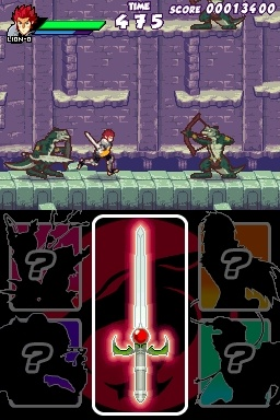 Thundercats Video Game on The Upcoming Thundercats Nintendo Ds Video Game The Game Allows You To