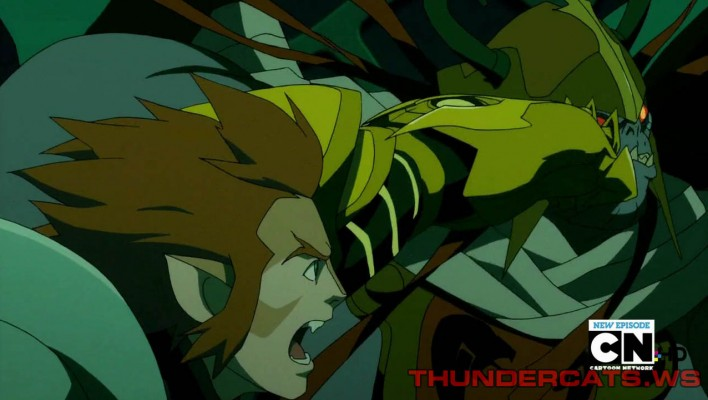 Thundercats Finale - Review Of Episode 26