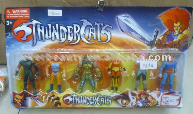Thundercats-knock-offs