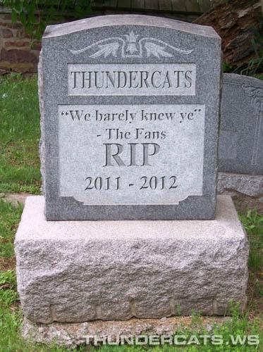 RIP Thundercats