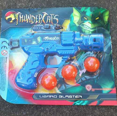 Lizard-Blaster UK News - Thundercats Promo Role Play Items