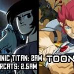 Toonami Thundercats