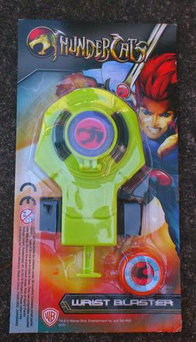 Wrist-Blaster UK News - Thundercats Promo Role Play Items
