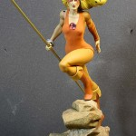 Canceled Cheetara Statue 1