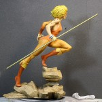 Canceled Cheetara Statue 2