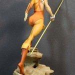 Canceled Cheetara Statue 3