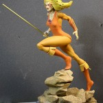 Canceled Cheetara Statue 4