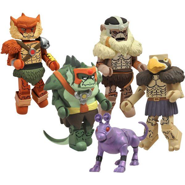 NYCC Thundercats Minimates