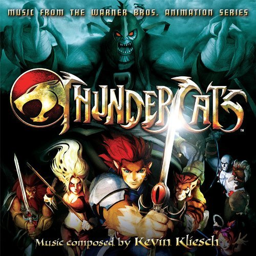 Thundercats Soundtrack Cover