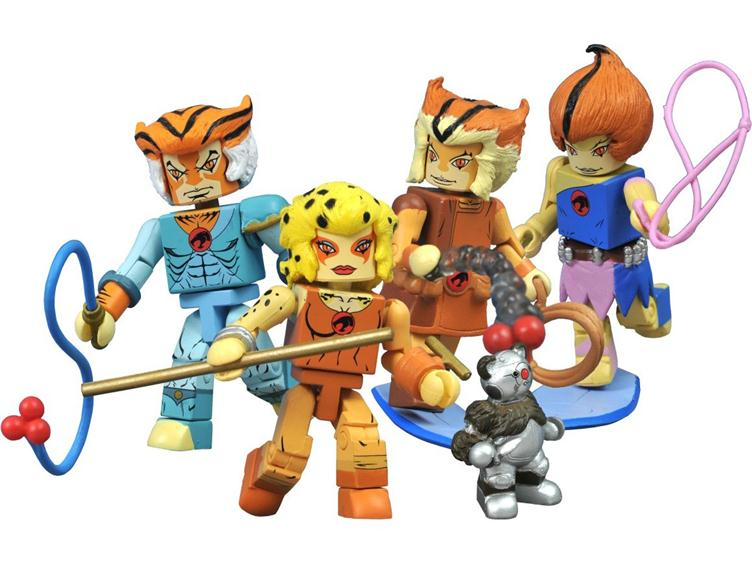 Thundercats-Minimates-Series-3 Where To Order Upcoming Thundercats Toys