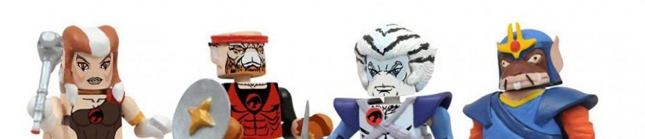 Thundercats Ho Minimates Set