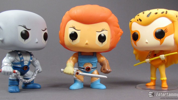 Thundercats Pop Vinyl Gallery