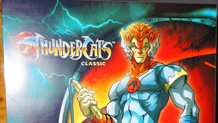 Mezco Is Continuing The Mega Scale Thundercats With Tygra!
