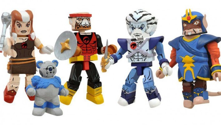 Thundercats Ho Minimates New Box Set Image and Info