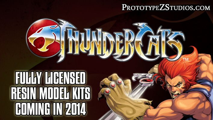 Thundercats Resin Model Kits From PrototypeZ